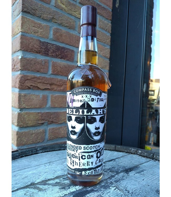 Compass Box Delilah's Limited Edition