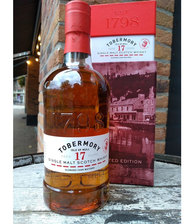 Tobermory 2004 -17 years - Limited edition 2021