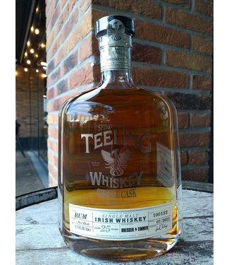 Teeling Teeling 1996 - 25 years old Rum cask - Single Cask #100132