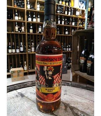 "Elixir Distillers Blended Malt Scotch Whiksy - Whisky Trail ""Soviet"""