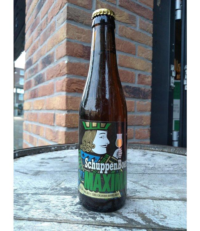 SchuppenBoer Maxima Calvados BA - Brouwerij Het Nest (0.10 statiegeld)