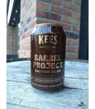 Brouwerij Kees Barrel Project 21.09 Indian Sumer Bock - Kees