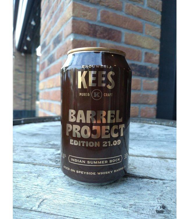 Barrel Project 21.09 Indian Sumer Bock - Kees