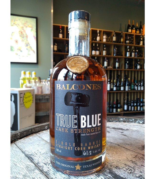 Balcones True Blue Single Cask voor Bresser & Timmer