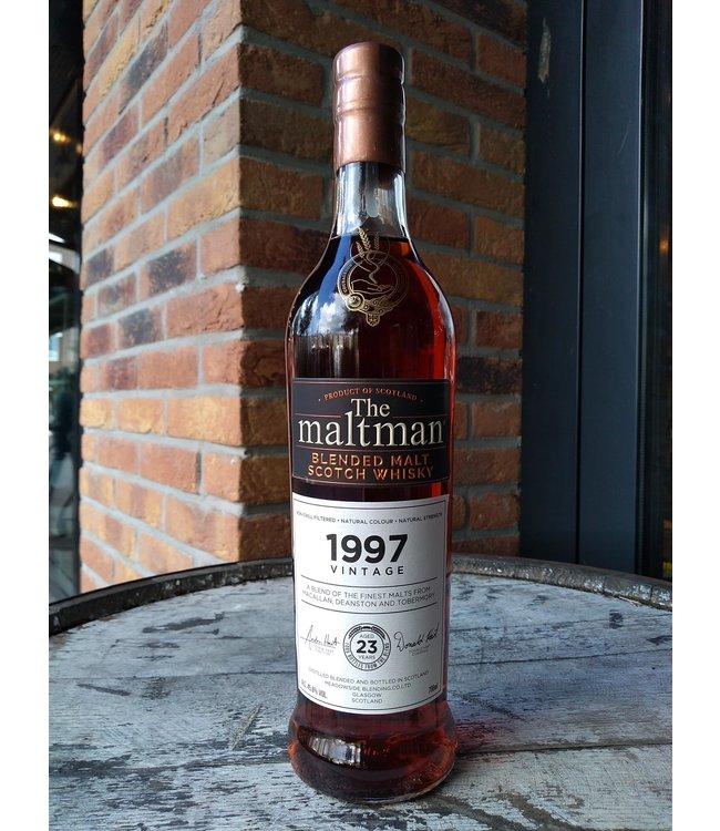 The Maltman - Blended Malt 1997