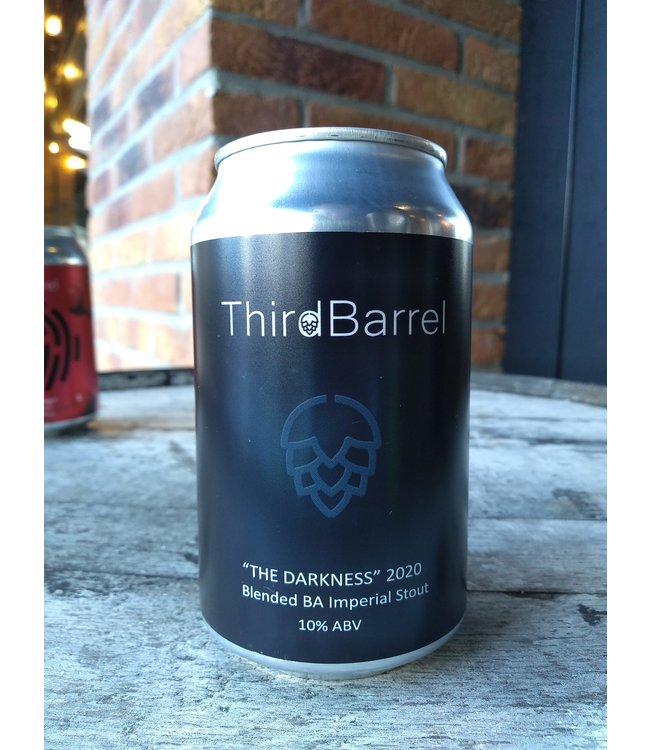 Third Barrel Brewing - The Dartkness 2020
