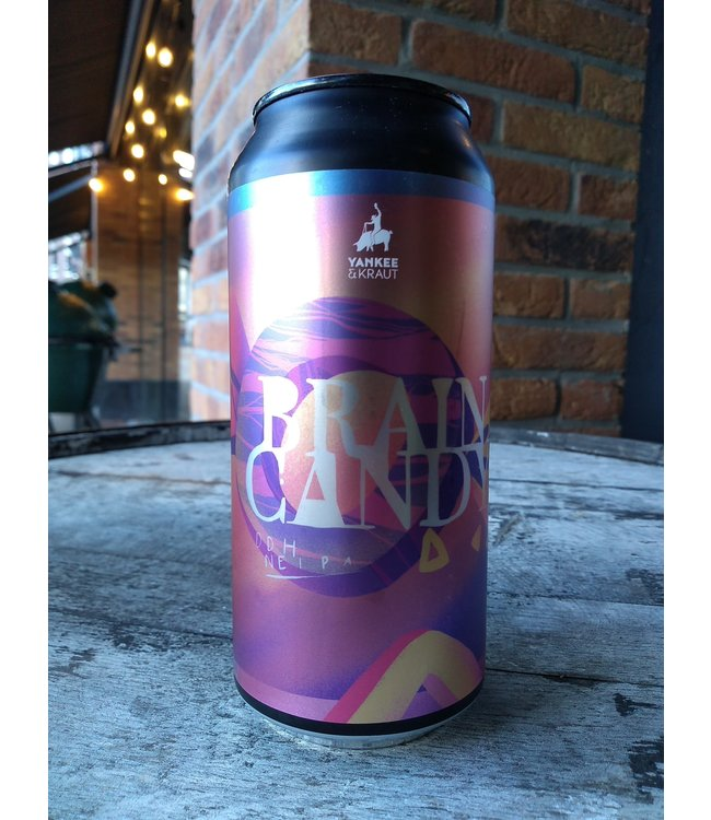 Yankee  & Kraut - Brain Candy