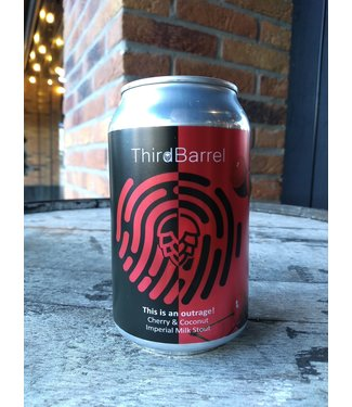 Third Barrel Third Barrel - This is an Outrage