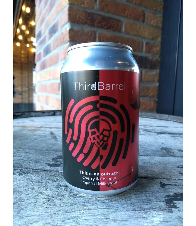 Third Barrel - This is an Outrage