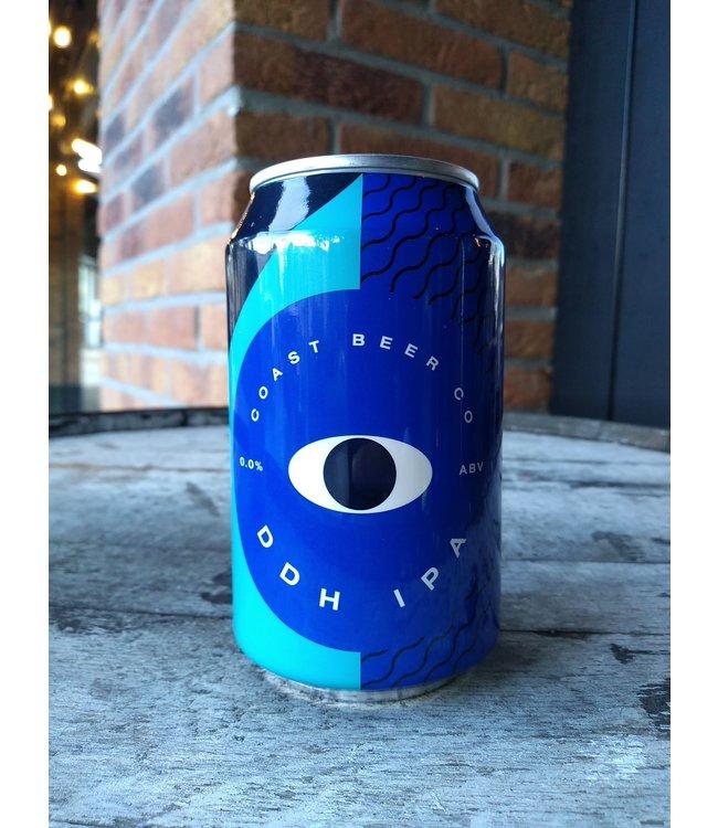 Coast Beer Co DDH IPA alcoholvrij