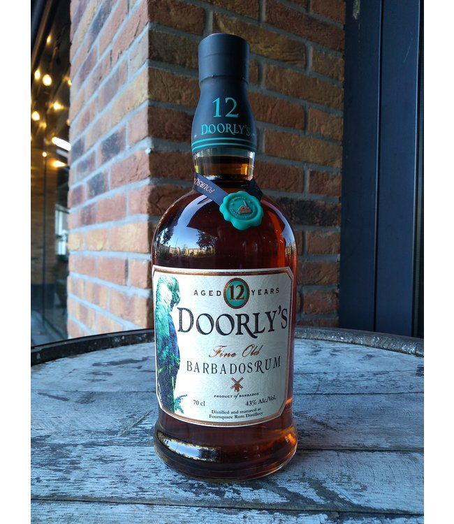 Doorly's Barbados Rum 12 years old (Foursquare)