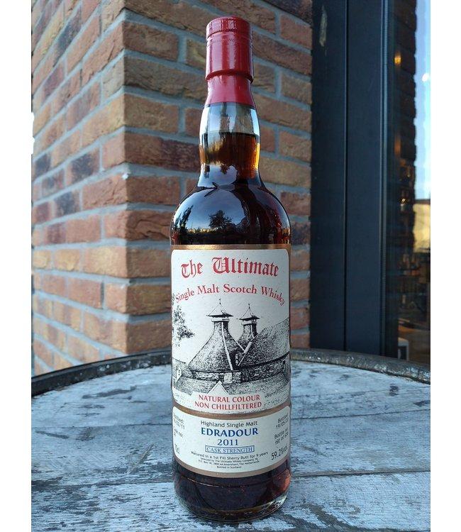 Edradour 2011 cask #38 - The Ultimate