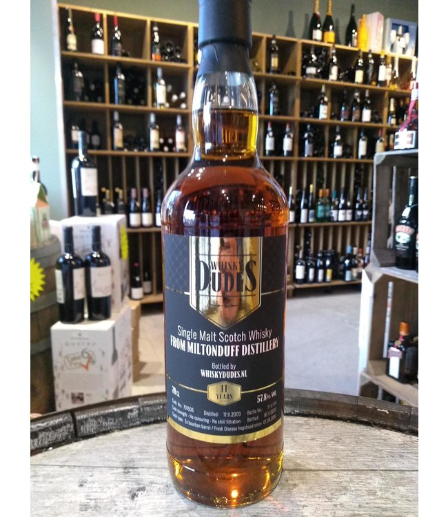 Miltonduff 2009 Whiskydudes