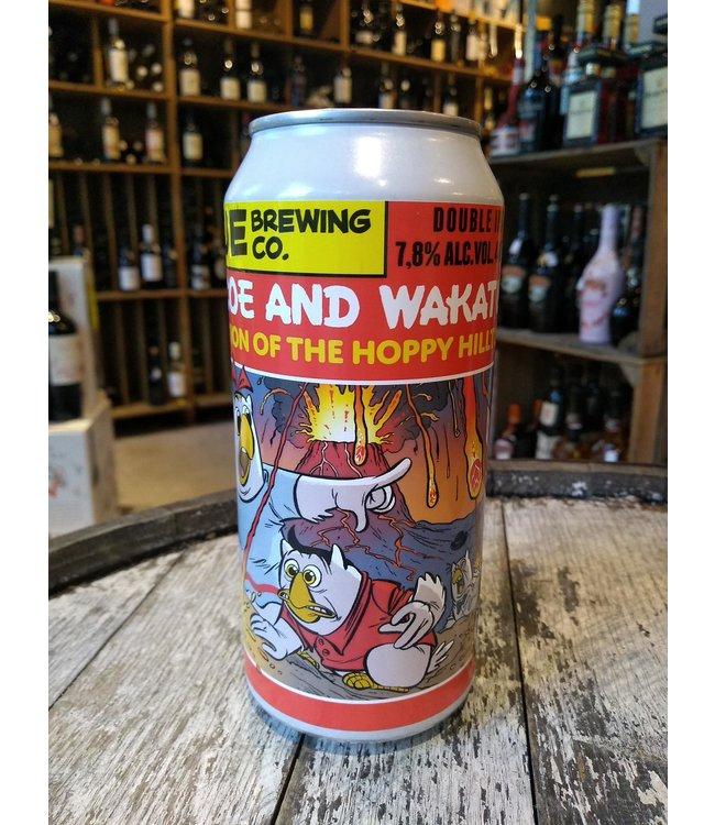 Simcoe & Wakatu (F&F) - Uiltje Brewing
