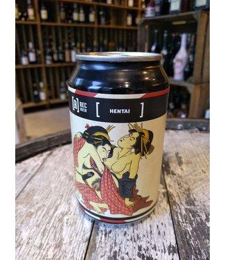 REC  brewery Hentai DDH ipa