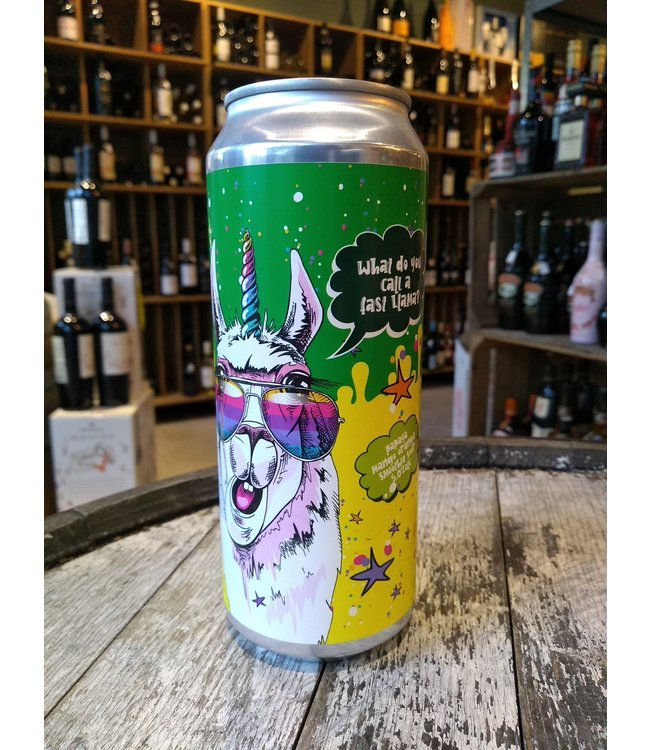 Smoothiesh; What do you call a gast Lama? - Pulfer Brewery