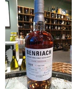 Benriach BenRiach 2009 Single Cask Port Pipe