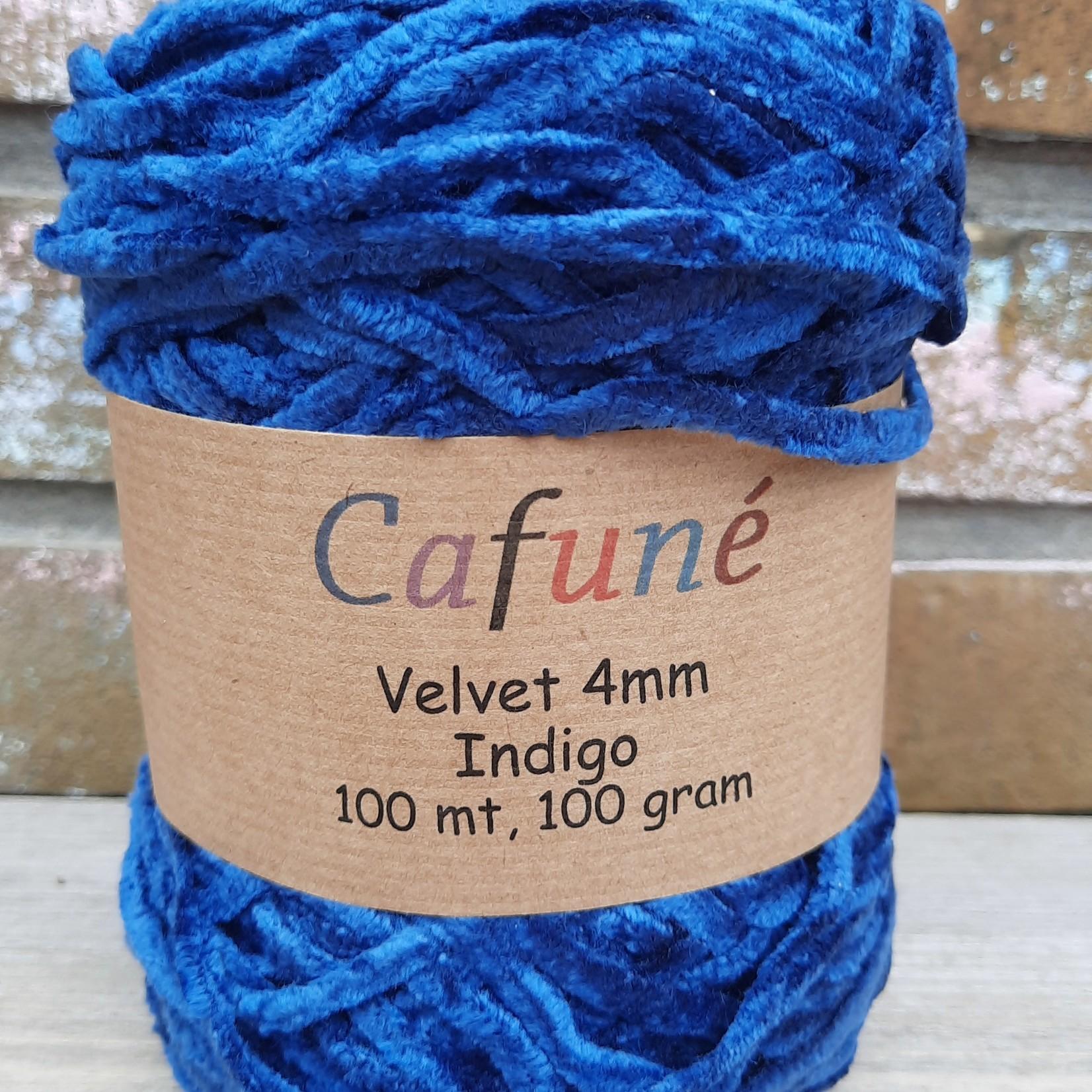 Velvet Indigo