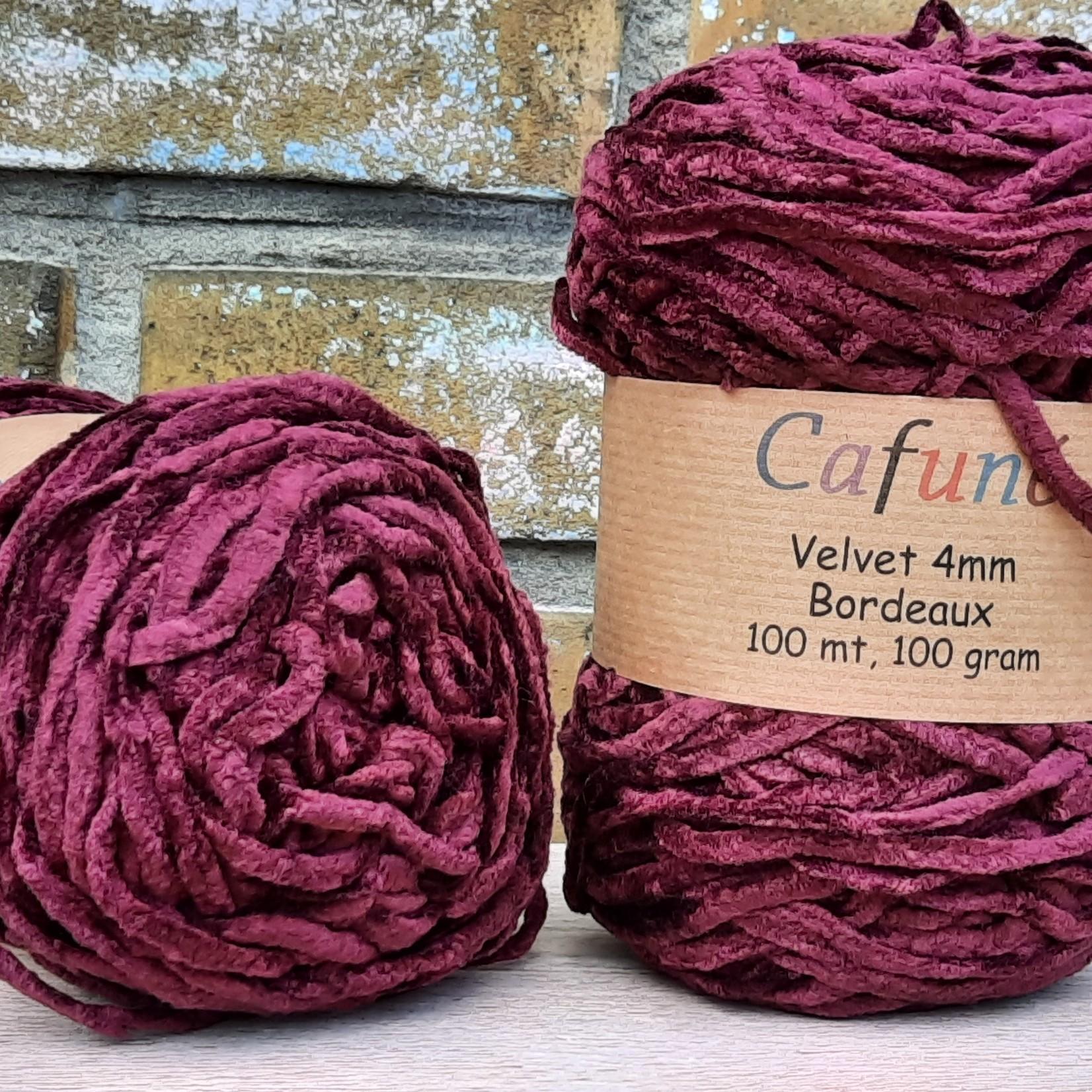 Velvet Bordeaux