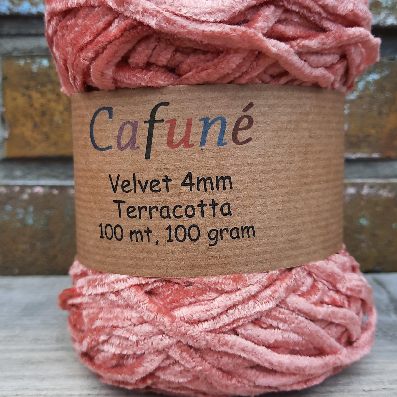 Velvet Terracotta