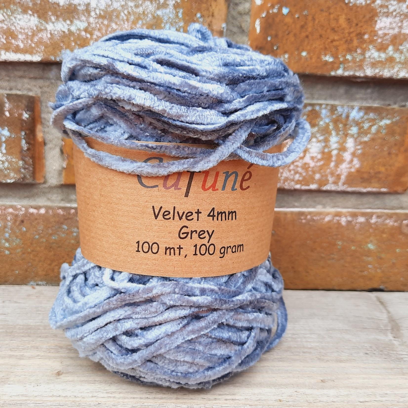 Velvet Grijs