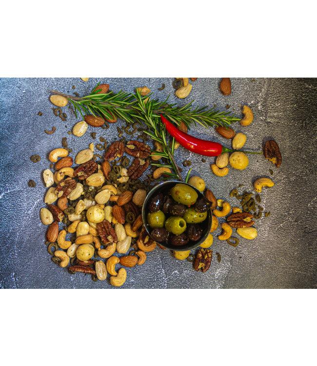 Provençaalse kruiden Notenmix