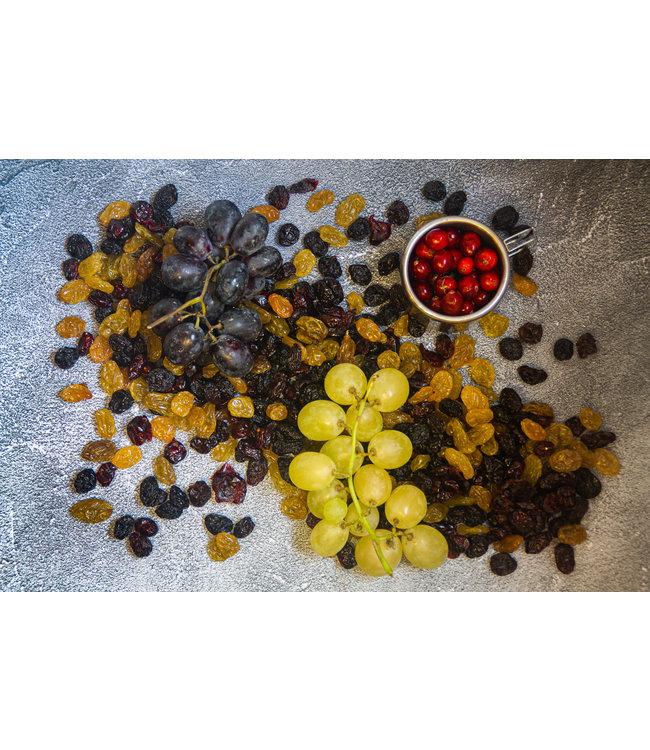 Rozijnen gemengd met Cranberry