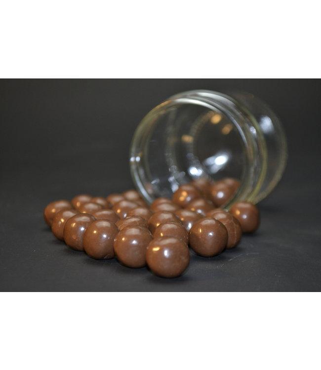 Chocolade rijstbollen melk