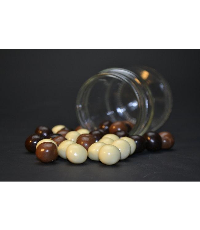Chocolade rijstbollen mix
