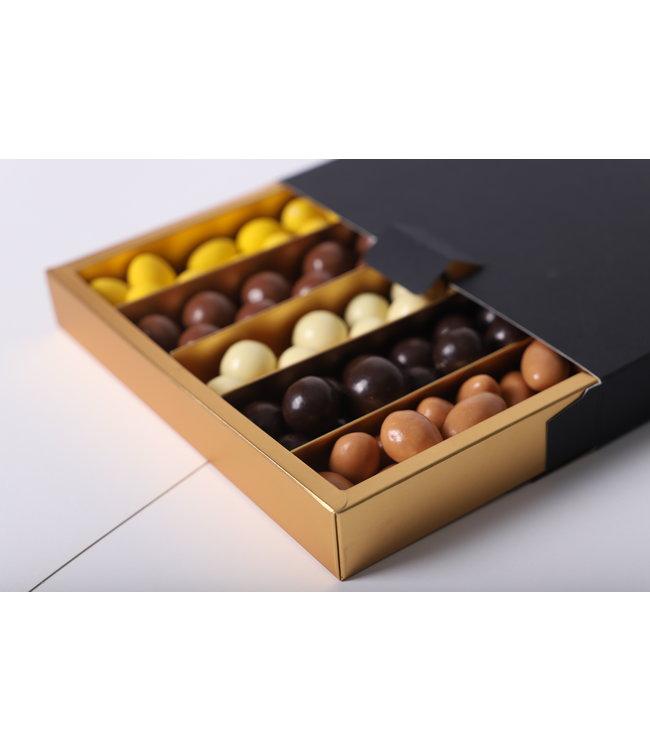Chocolade Hazelnoten & Amandel Cadeautje