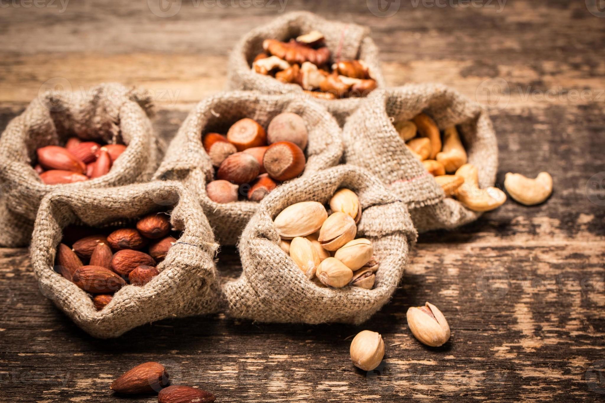 Waarom is het goed om als veganist noten te eten?