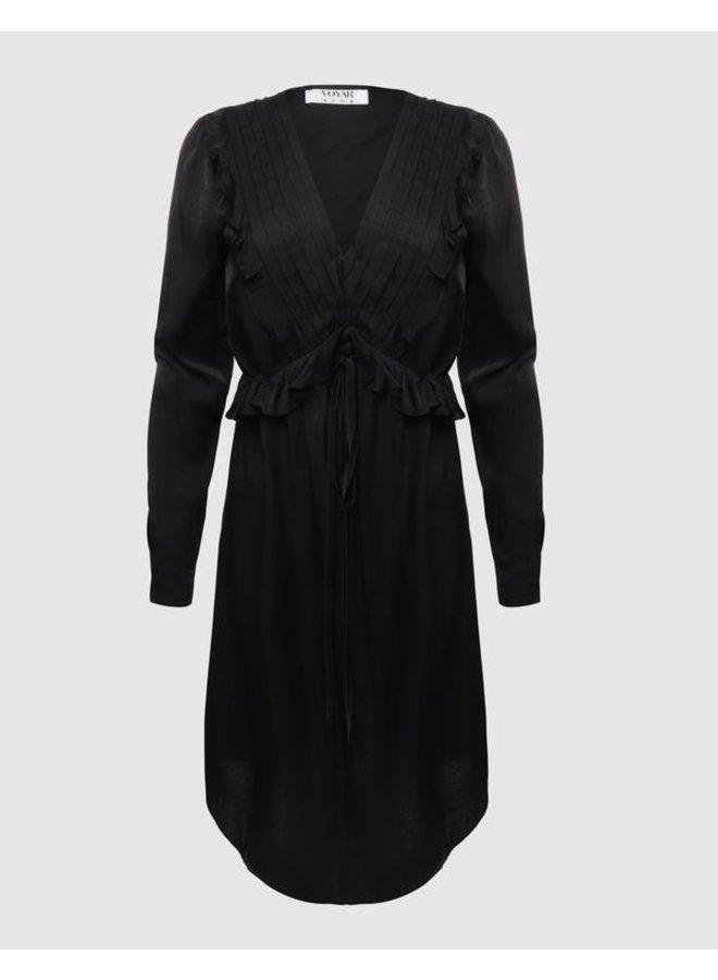 Voyar Destiny jurk Black 2005.006