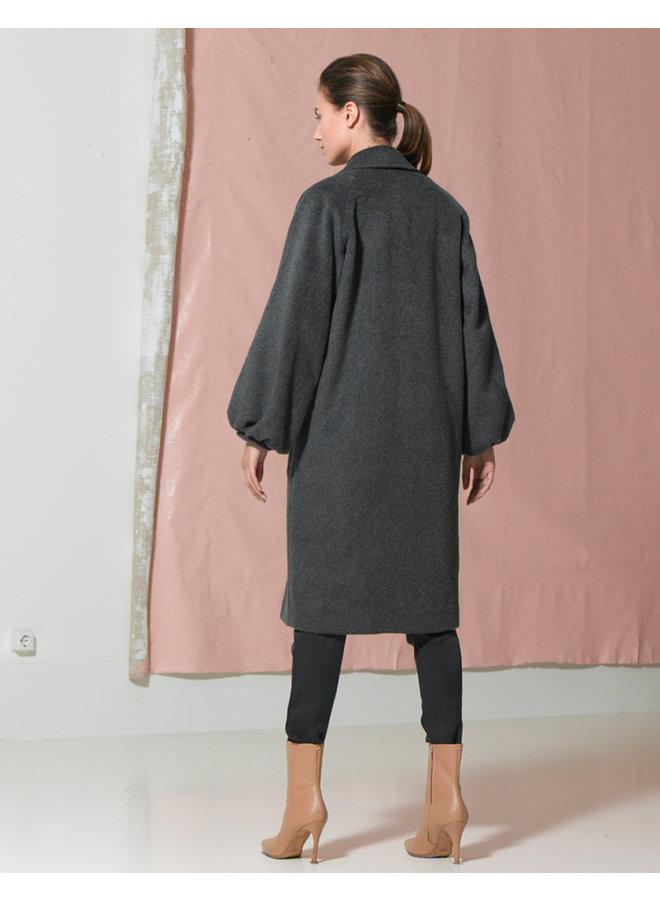 Dutchess Neo coat Darkgrey 0007