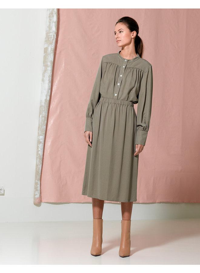 Dutchess Lucky Skirt Khaki 00004