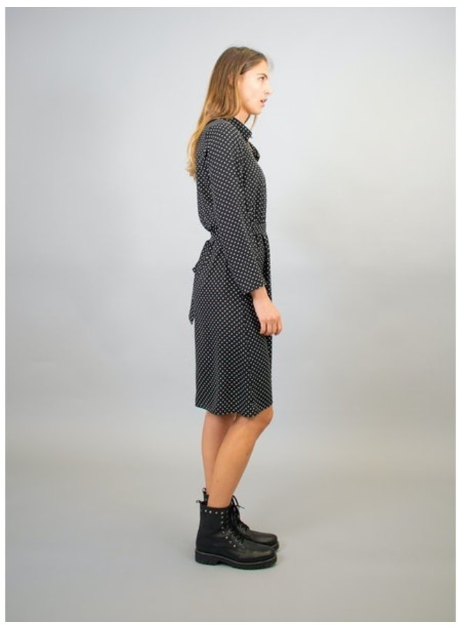 La Fee Robe ML Noir/blanc