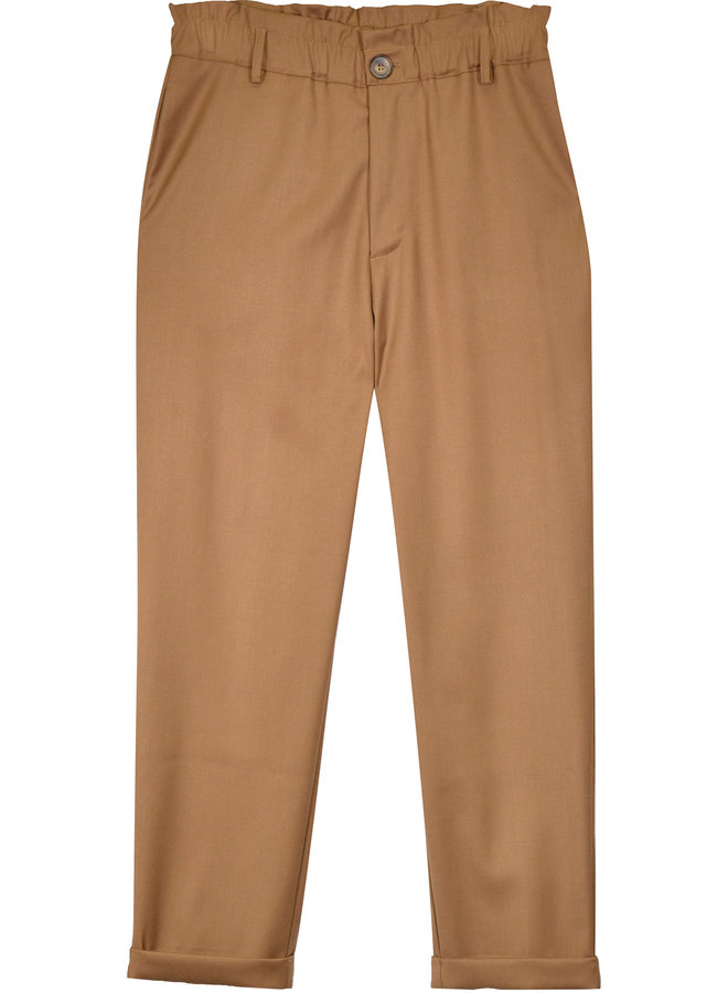 La Fee Pantalon Camel FC5343