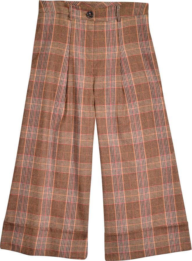 La Fee Pantalon Maronne orange FC5039