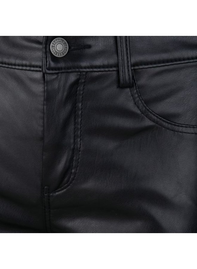Esqualo Trouser PU Black