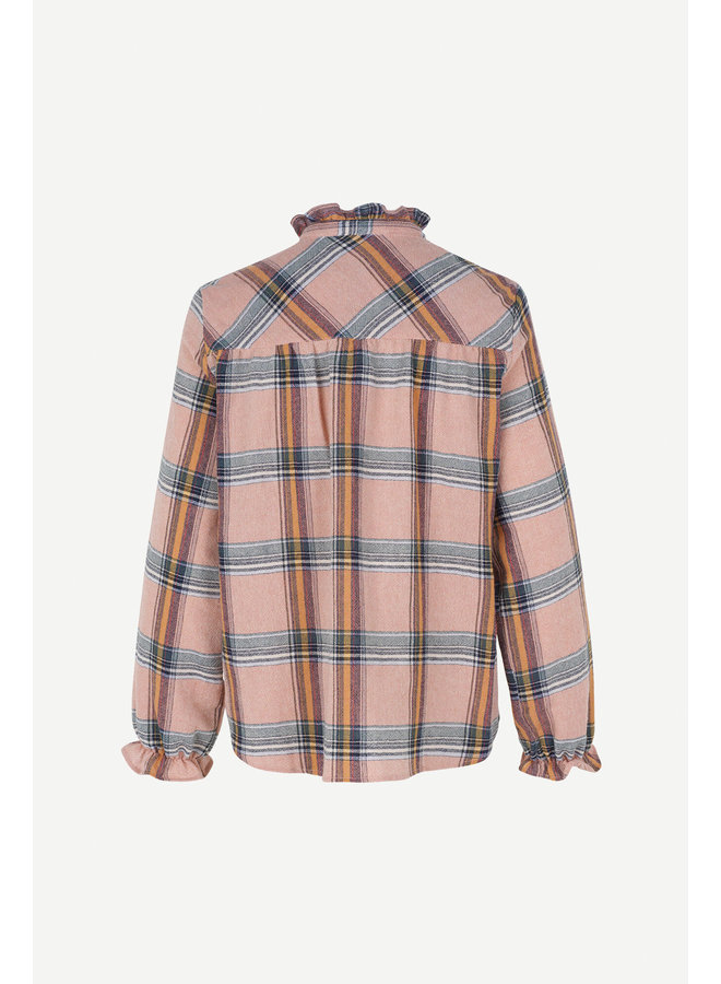 Samsoe Rokia shirt 12968 Powder Pink CH. F20500045