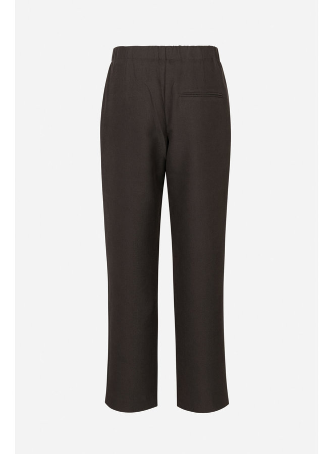 Samsoe Hoys F trousers 13005 Black Olive F20500032