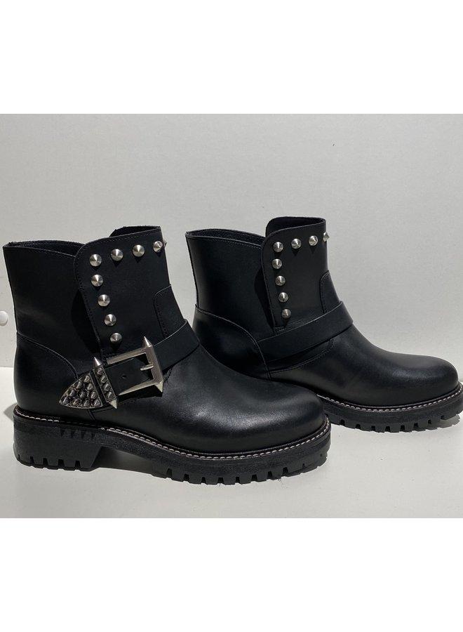 La Fee Bottines Shoes Black FC5547
