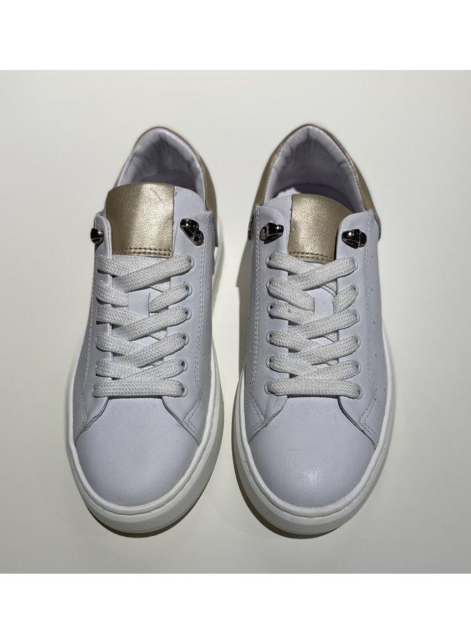 HIP sneakers wit platina D1938