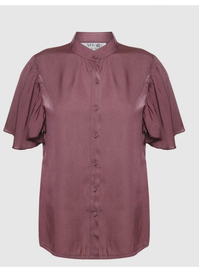 Voyar la Rue Brianna blouse roze 2102.042