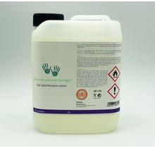 Hand sanitizing gel (5L)
