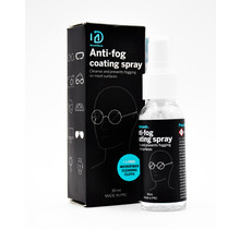 Anti-fog coating spray
