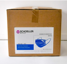 Box: Surgical mouth masks (40 packs)