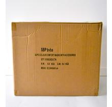 Carton : masques buccaux colorés (50 boîtes)