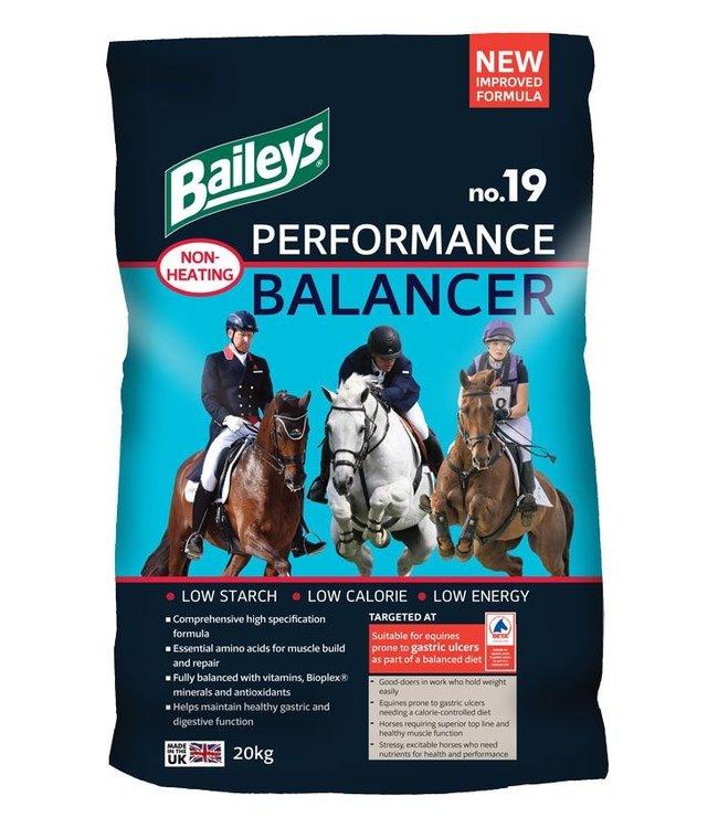 BAILEYS NO.19 PERFORMANCE BALANCER, 20 kg