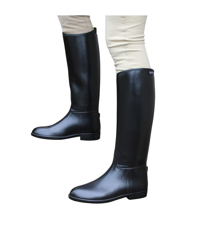 EQUISENTIAL SESKIN TALL BOOT Child Black