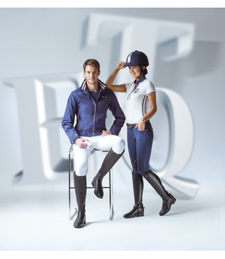 "EQUITHÈME EQUITHÈME PRO MENS ""THERMIC"" BREECHES, SILICONE KNEE PATCHES"